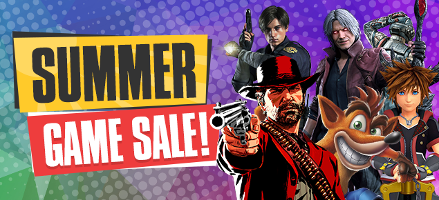 Summer Gaming Sale