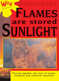 Chemistry: Flames are Stored Sunlight by Bryson Gore image