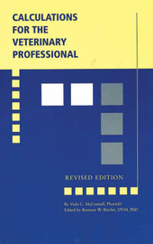 Calculations for the Veterinary Professional image