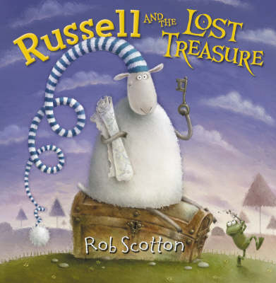 Russell and the Lost Treasure by Rob Scotton image