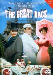 Great Race, The (NTSC) on DVD