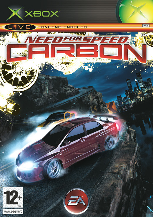 Need for Speed Carbon for Xbox