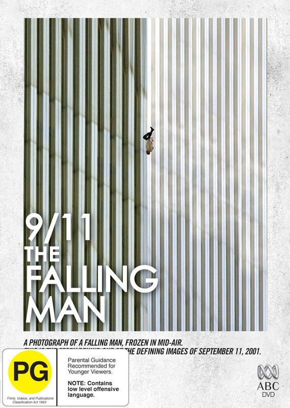 9/11 - The Falling Man on DVD