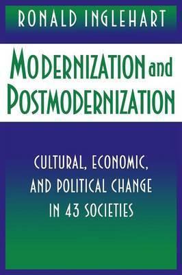 Modernization and Postmodernization by Ronald Inglehart