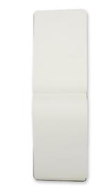 Moleskine Plain Reporter Notebook (Large, Soft, Black) by Moleskine image