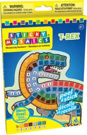 Sticky Mosaics: Singles - T-Rex