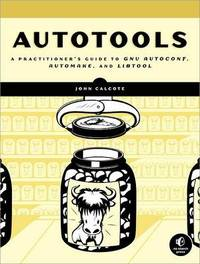 Autotools by John Calcote image