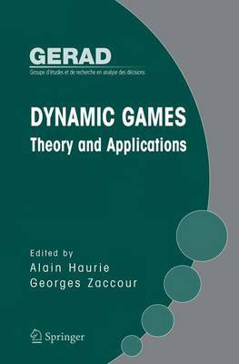 Dynamic Games: Theory and Applications