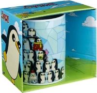 Adventure Time - Penguin Pile Coffee Mug