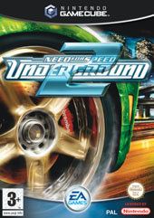 Need for Speed Underground 2 for GameCube