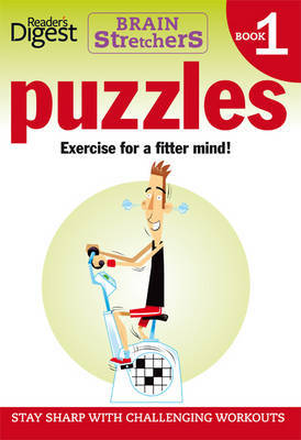Puzzles: Exercises for a Fitter Mind!: No. 1 by Reader's Digest image