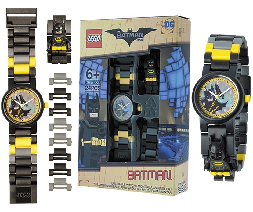 The LEGO Batman Movie: Minifigure Link Watch - Batman Images at ...