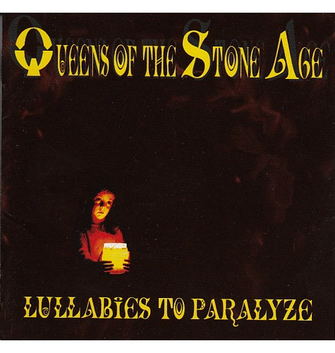 Lullabies To Paralyze [Explicit Lyrics] by Queens of the Stone Age image