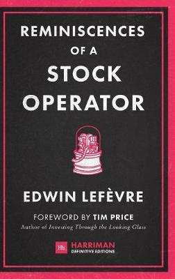Reminiscences of a Stock Operator by Edwin Lefevre image