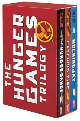 The Hunger Games Trilogy Box Set by Suzanne Collins