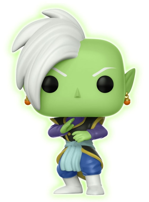 Dragon Ball Super – Zamasu (Glow) Pop! Vinyl Figure