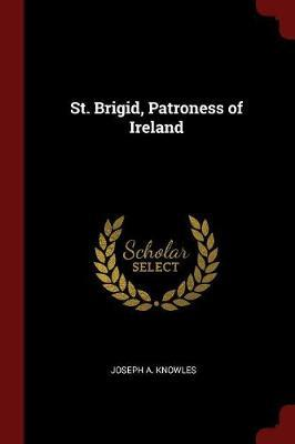 St. Brigid, Patroness of Ireland by Joseph A Knowles image