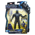 Marvel's Black Panther: Vibranium Black Panther - Action Figure