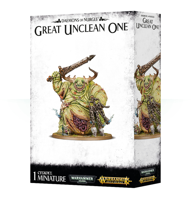 Warhammer Great Unclean One