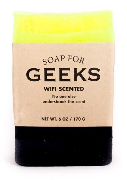 Whiskey River Co: Soap - For Geeks