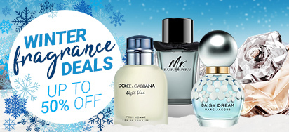 Winter Fragrance Deals