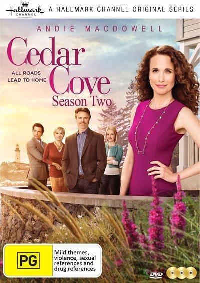 Cedar Cove: Season Two on DVD image