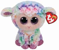 Ty Beanie Boo: Daffodil Sheep - Small Plush