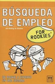 B squeda de Empleo for Rookies by Lid Editorial image