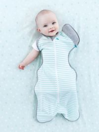 Swaddle UP Transition 50/50 - Mint (Medium)