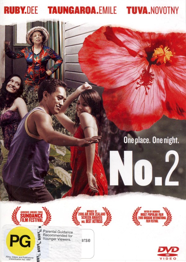 No. 2 on DVD image