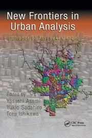New Frontiers in Urban Analysis