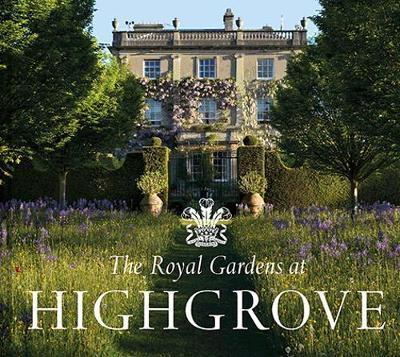 The Royal Gardens at Highgrove by Gill Knappett
