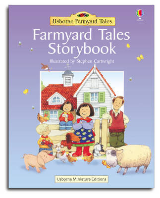 Farmyard Tales Storybook by Heather Amery image