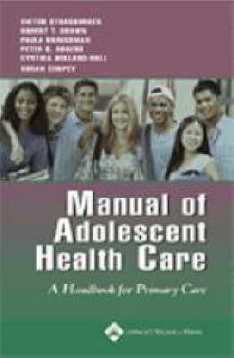 Adolescent Medicine: A Handbook for Primary Care by Victor C. Strasburger image