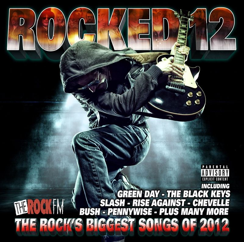 Rocked 12 by Various Artists image
