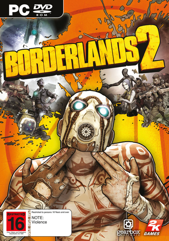 Borderlands 2 for PC
