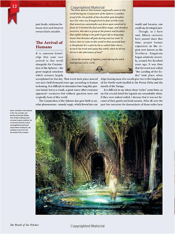 The World of the Witcher: Video Game Compendium by CD Projekt Red image
