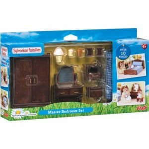 sylvanian families master bedroom set toy at mighty 19934 | 131002596
