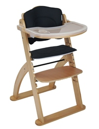 Kaylula Ava High Chair - Beech