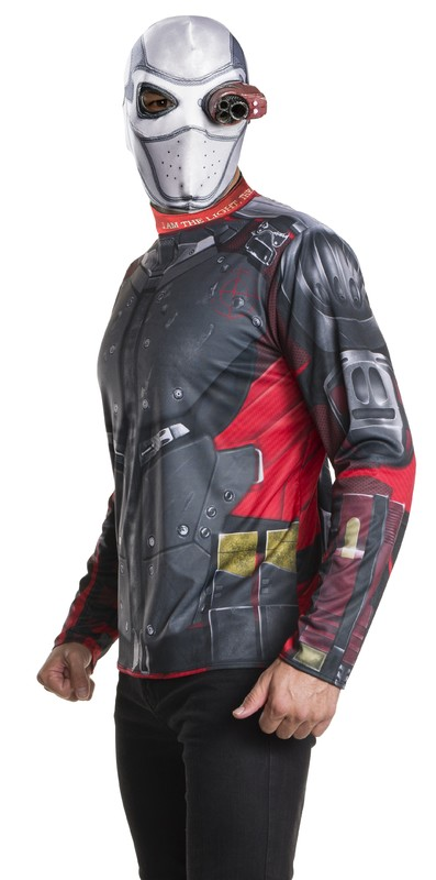 DC Comics: Deadshot Adult Costume Kit (Size Standard)