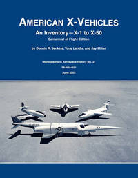 American X-Vehicles by Dennis R Jenkins