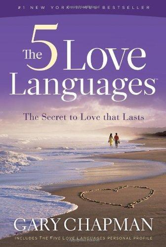 The Five Love Languages by Gary D. Chapman image