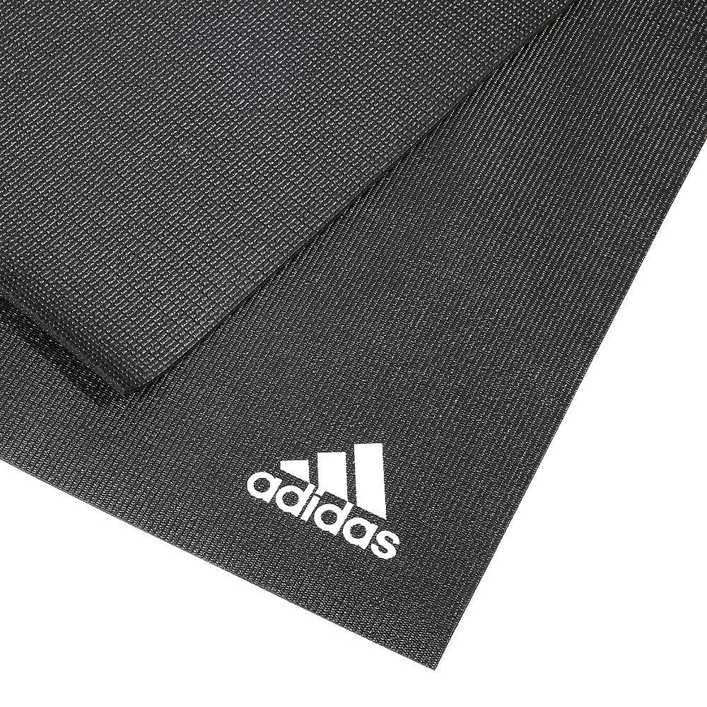 Adidas 4mm Yoga Mat - Black image