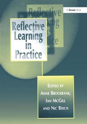 Reflective Learning in Practice by Anne Brockbank image