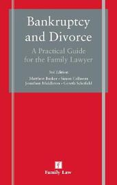 Bankruptcy and Divorce by Matthew Barker image