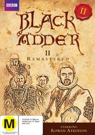 Blackadder II - (Remastered) DVD