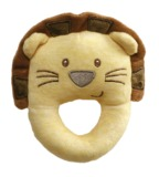 Gund: Playful Pals - Lion Rattle