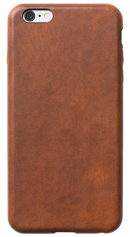 factory authentic 1453c f88d4 Nomad Horween Leather Case for iPhone 6/6S Plus (Rustic Brown) | at ...