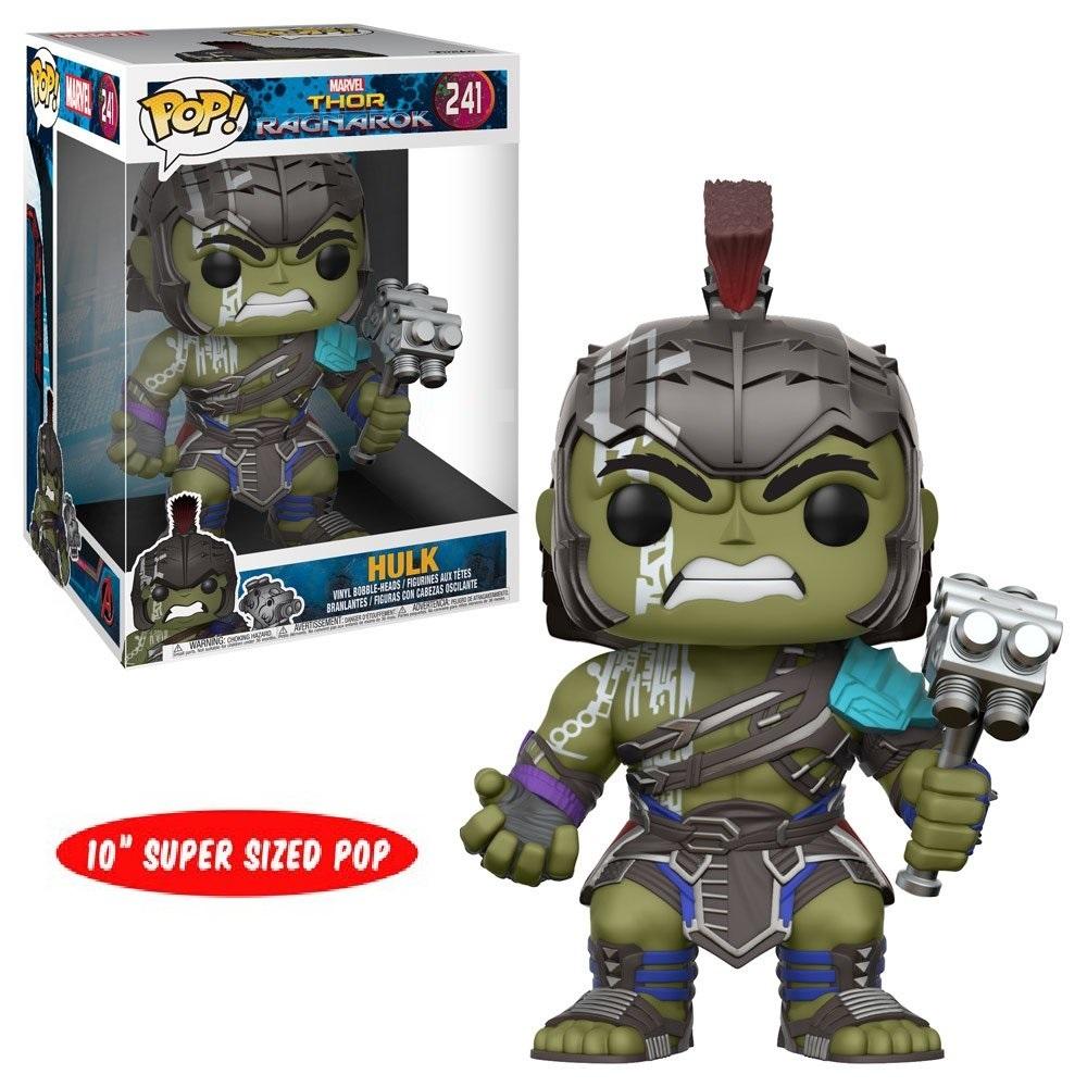 "Thor: Ragnarok - Gladiator Hulk 10"" Super Sized Pop! Vinyl Figure image"