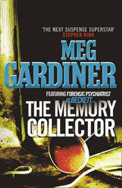 The Memory Collector by Meg Gardiner image